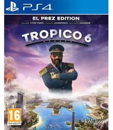 Tropico 6 - El Prez Edition [PS4]